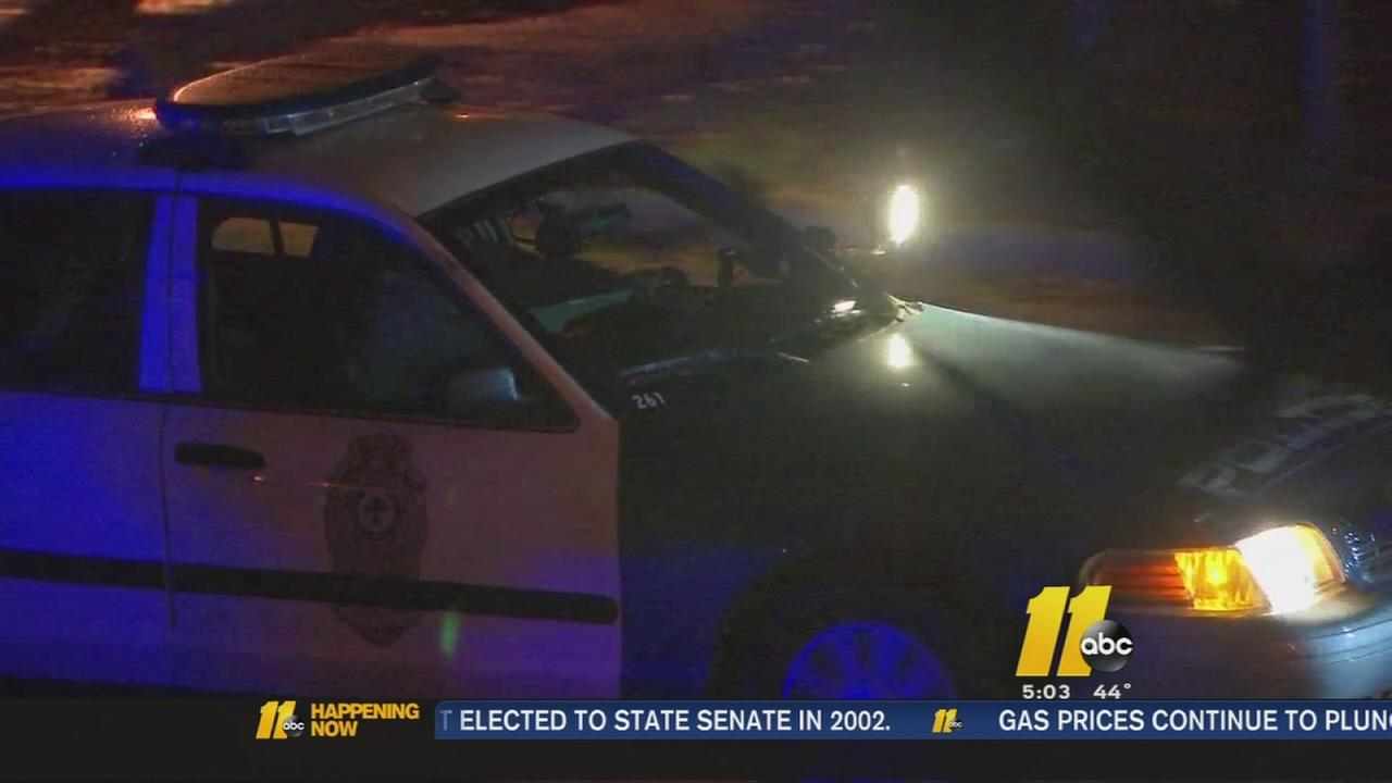Raleigh police investigate report of shots fired