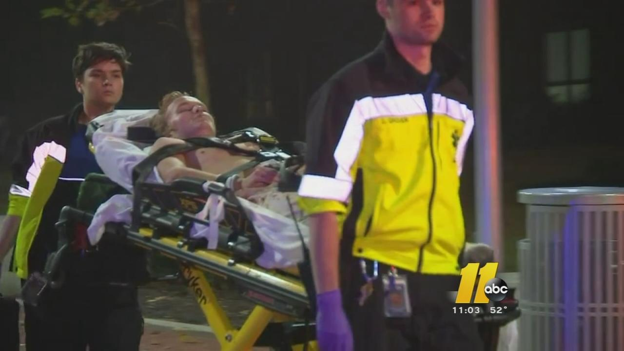 NC State student injured
