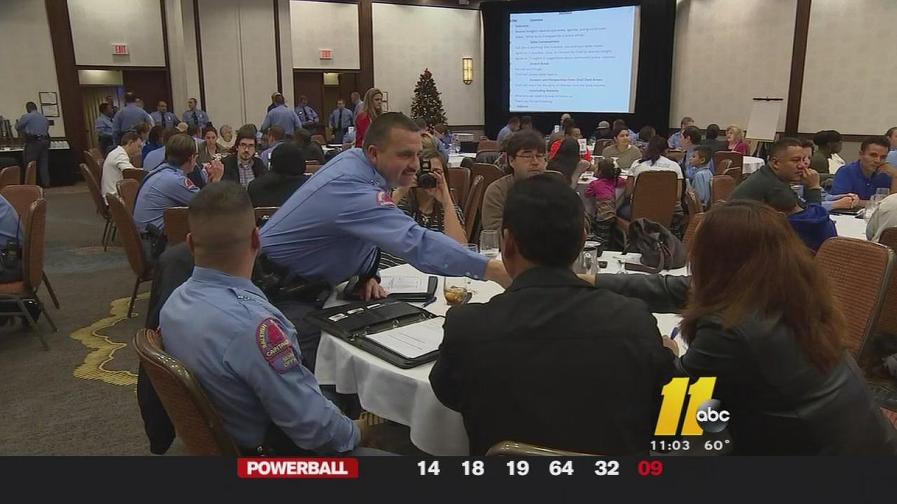 police relationship with the community