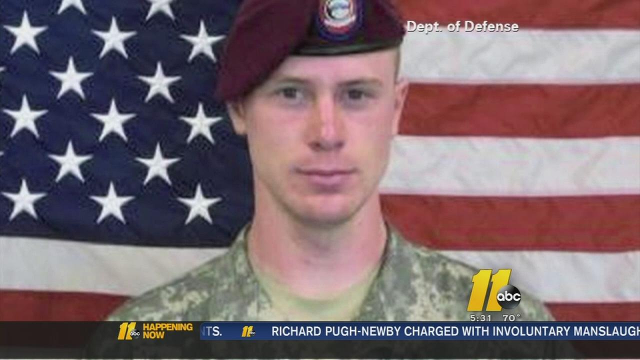Charges against Bergdahl being referred for court-martial