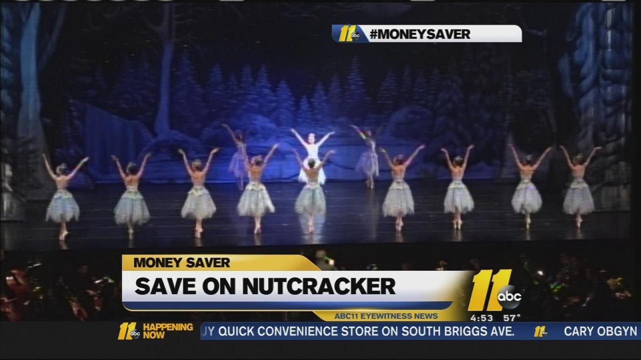 Saving on Nutcracker tickets