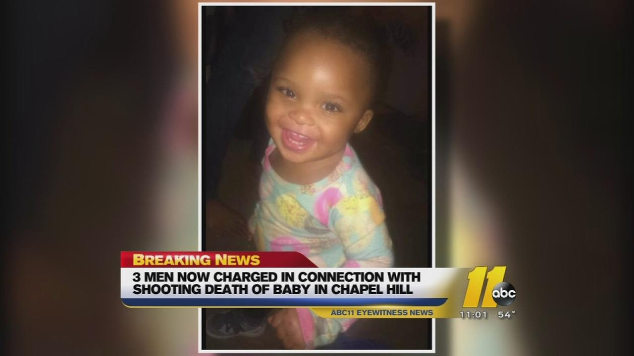 3 charged in babys death