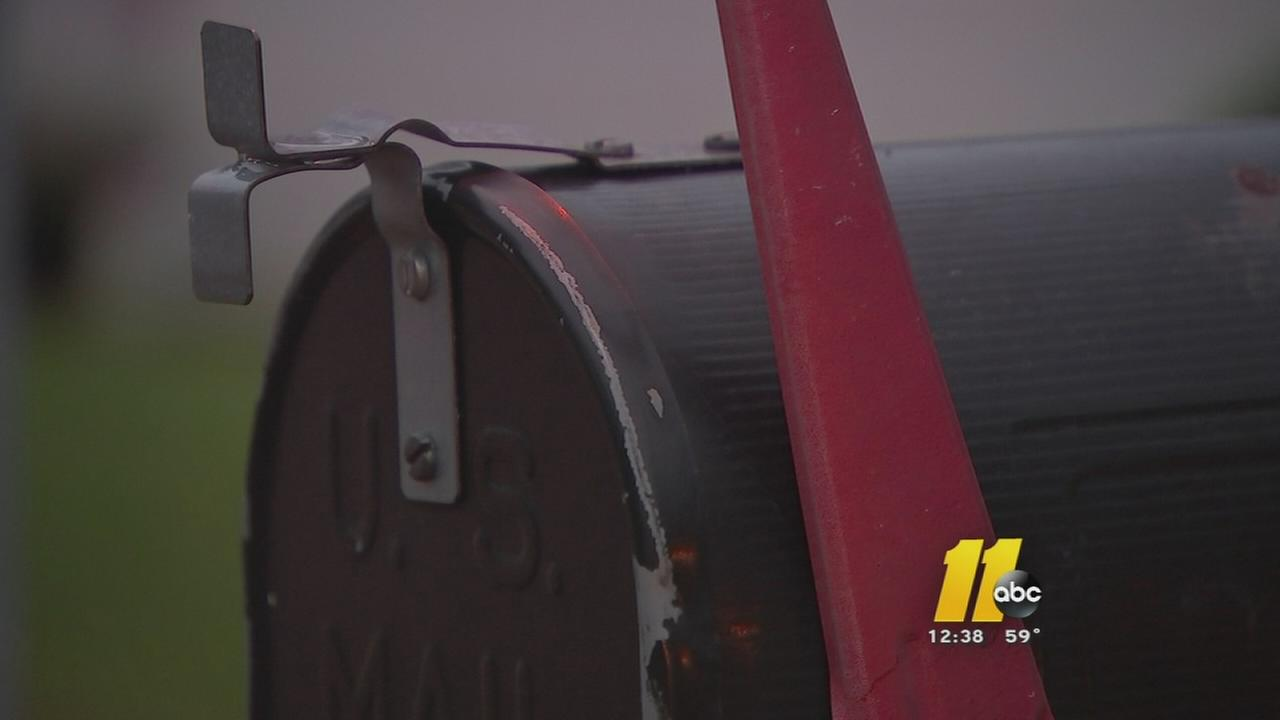 Mail delays reported by some Triangle residents