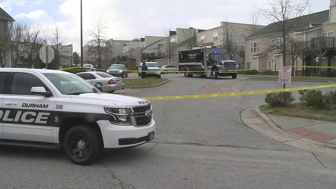 Woman shot in Durham