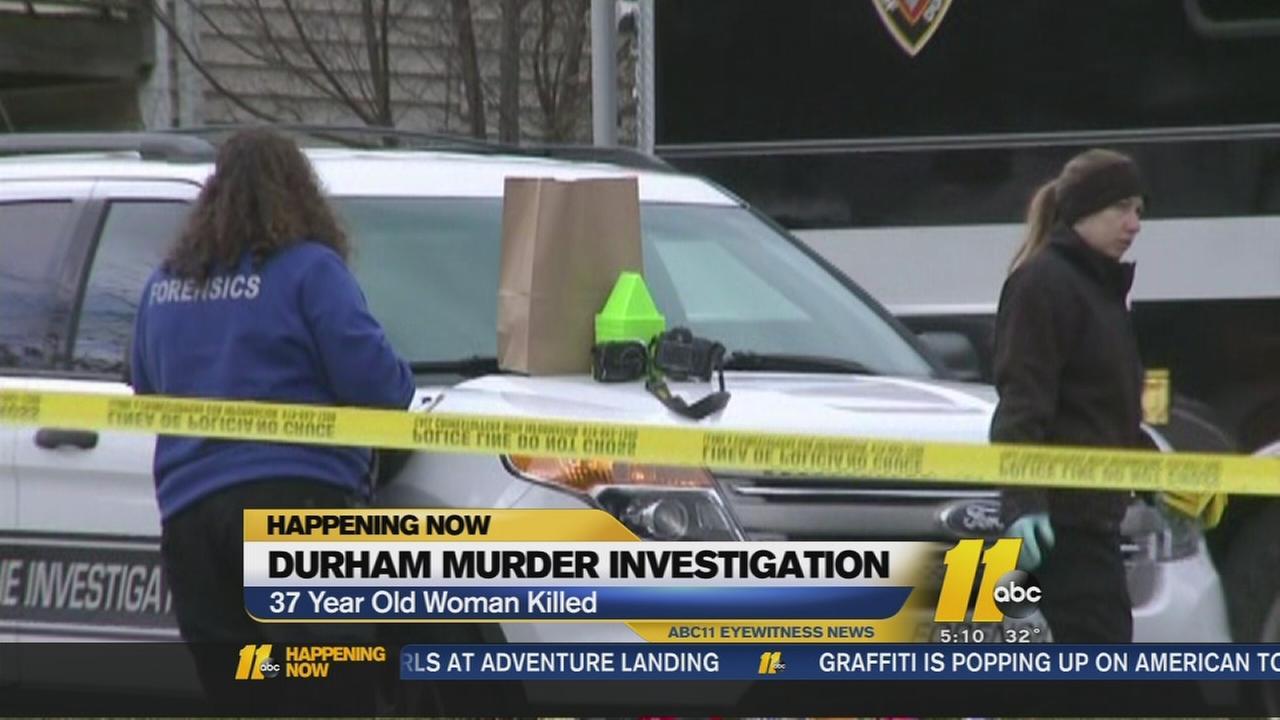 Durham murder investigation