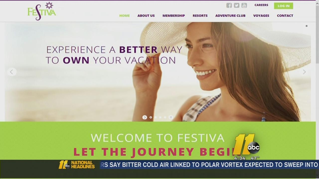 Travel club banned from NC marketing