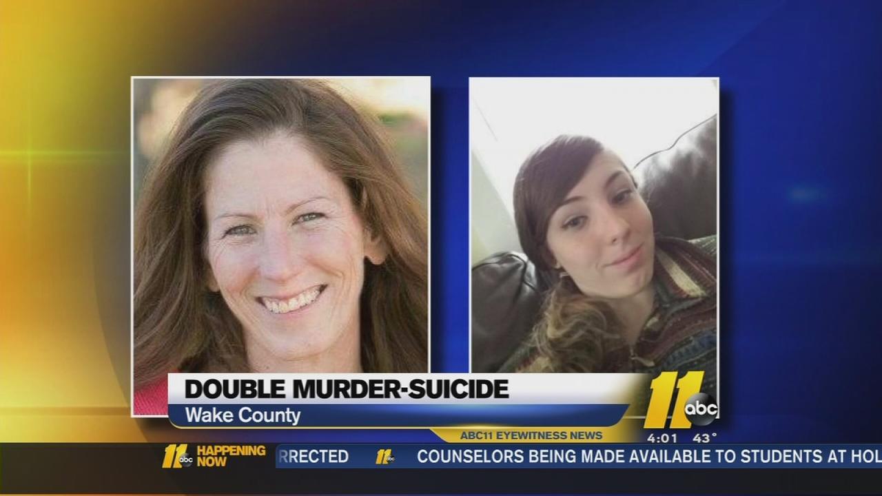 Double murder-suicide in Apex