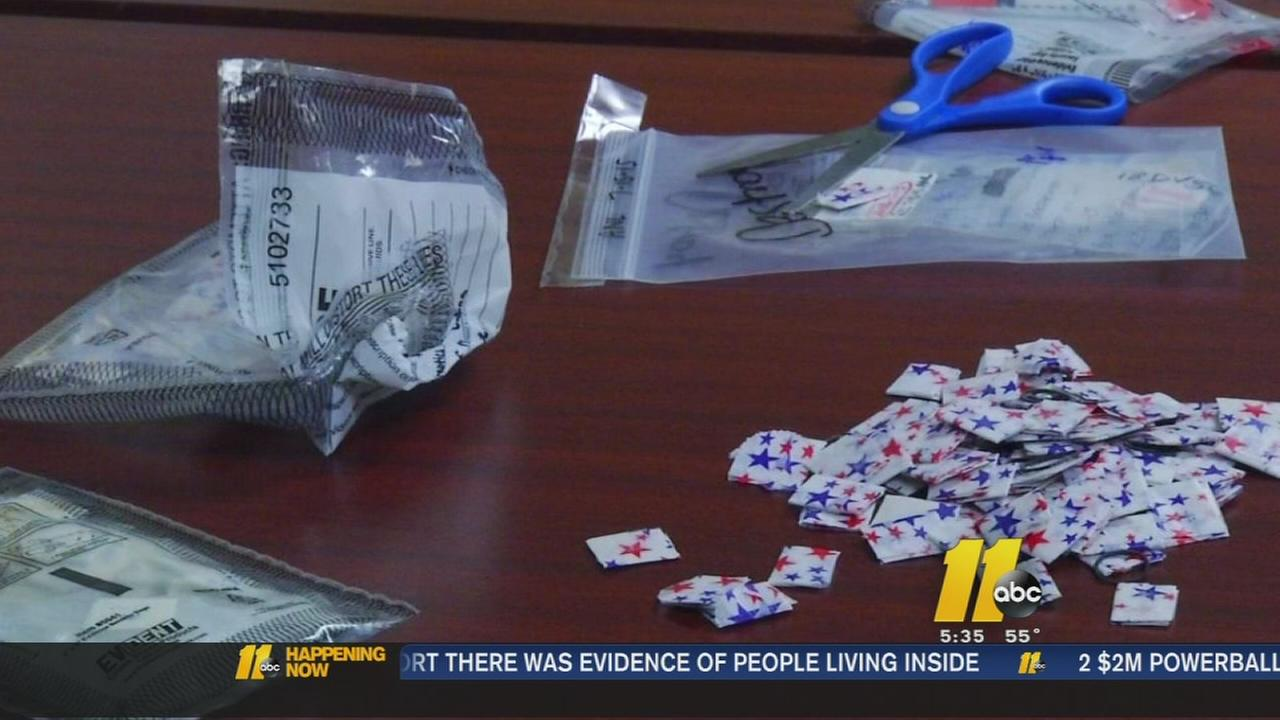 Heroin deaths in Nash County