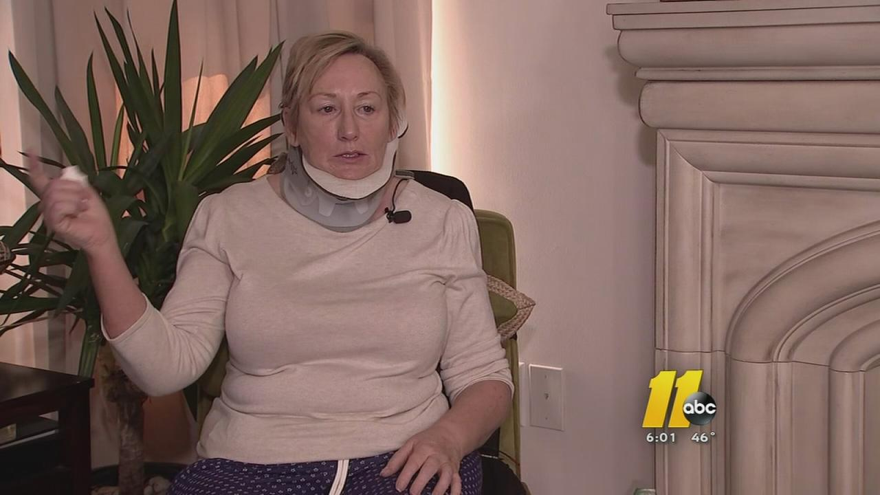 Raleigh woman attacked