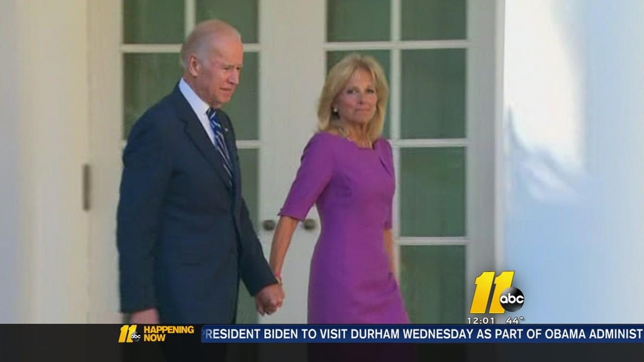 Vice President coming to Durham