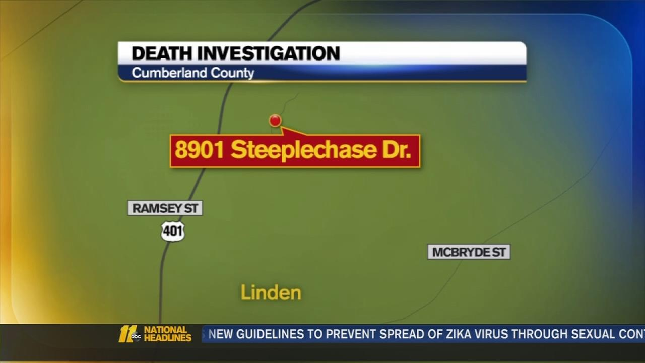 Death investigation in Cumberland
