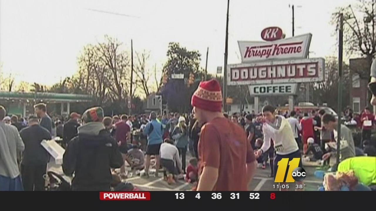 Krispy Kreme Challenge death