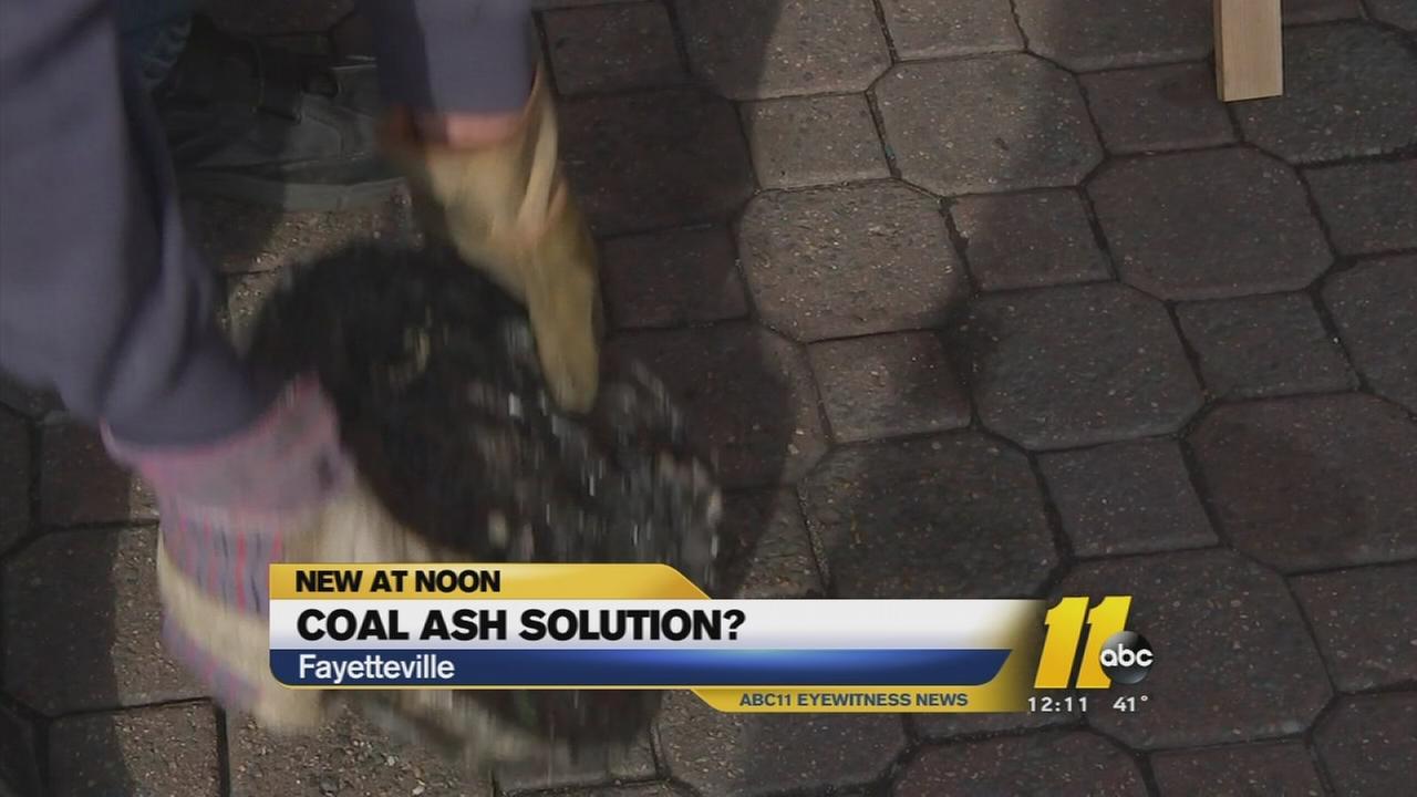 Coal ash solution?