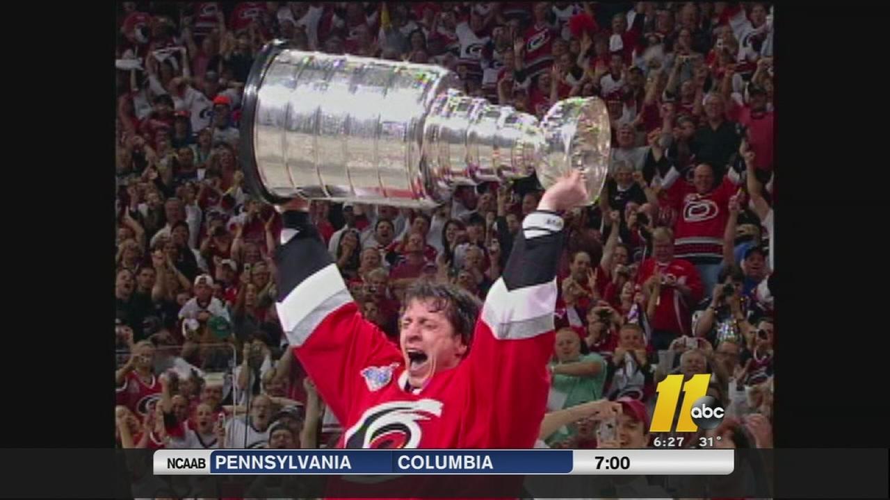 Stanley Cup memories