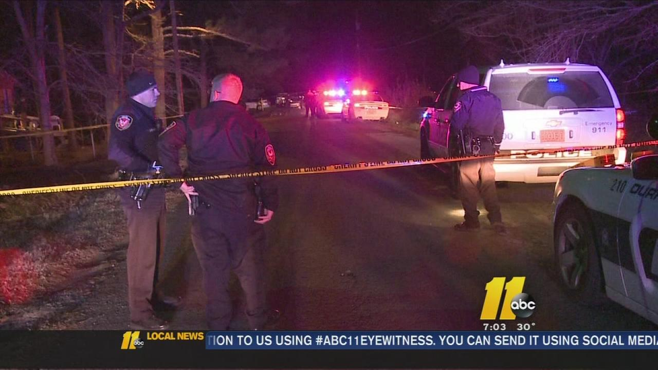 Woman hit in drive by shooting