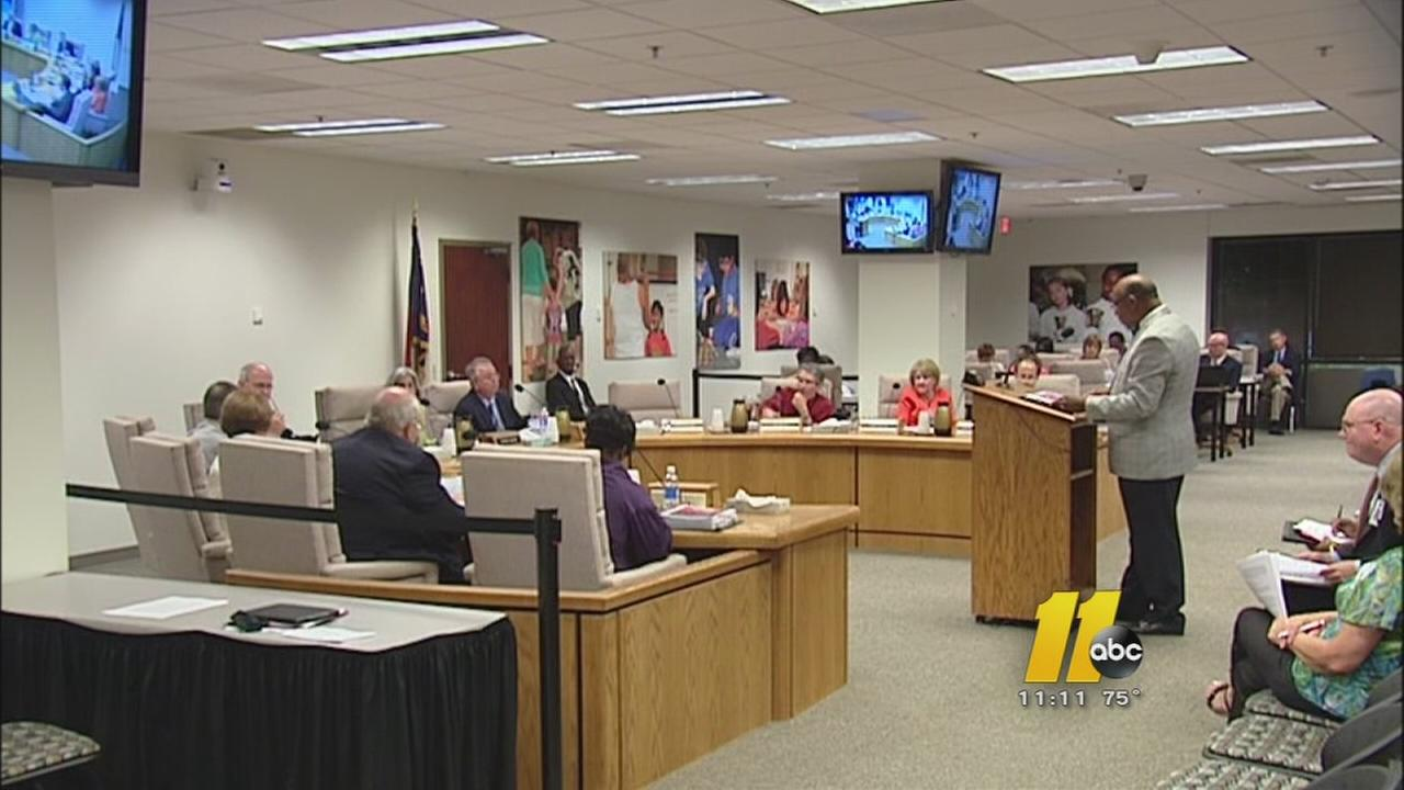 Wake School Board approves preliminary budget