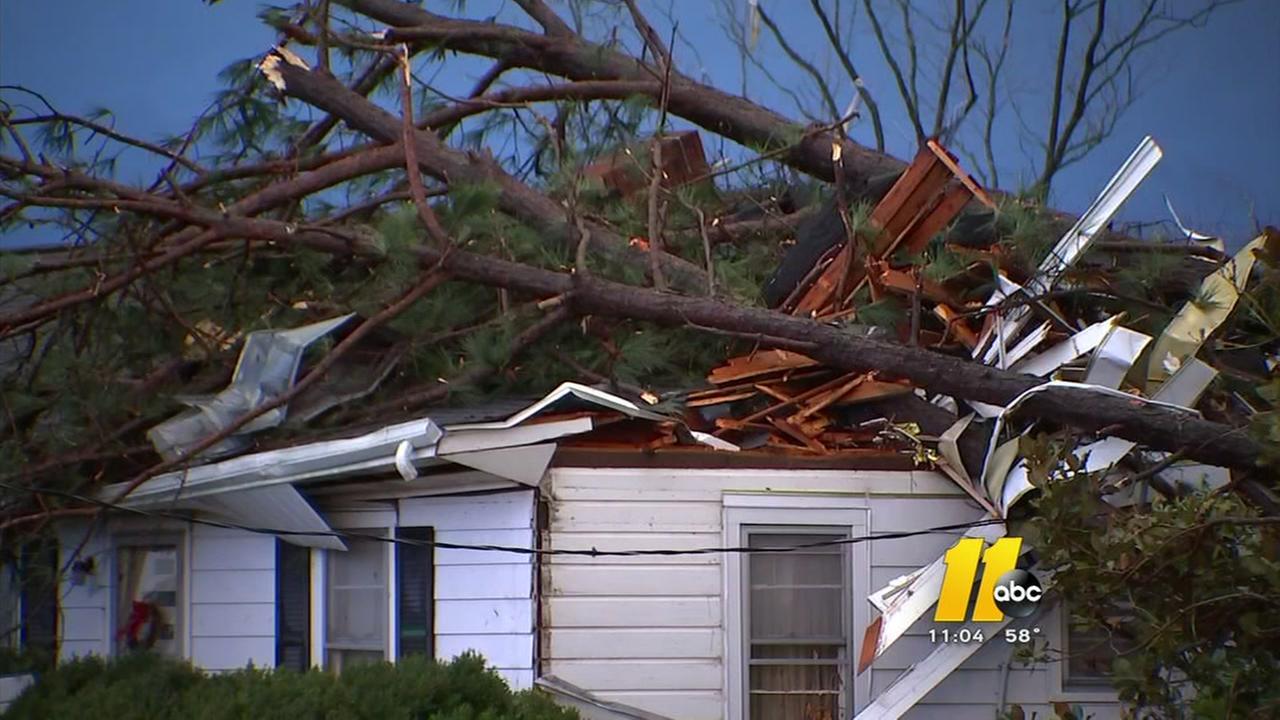 Granville tornado