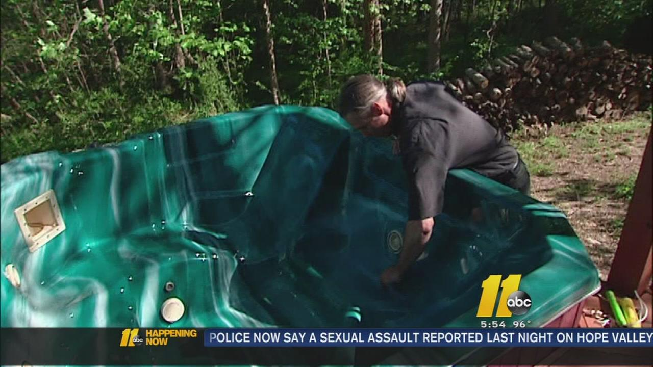 Troubleshooter investigates Carolina Hot Tub Repair