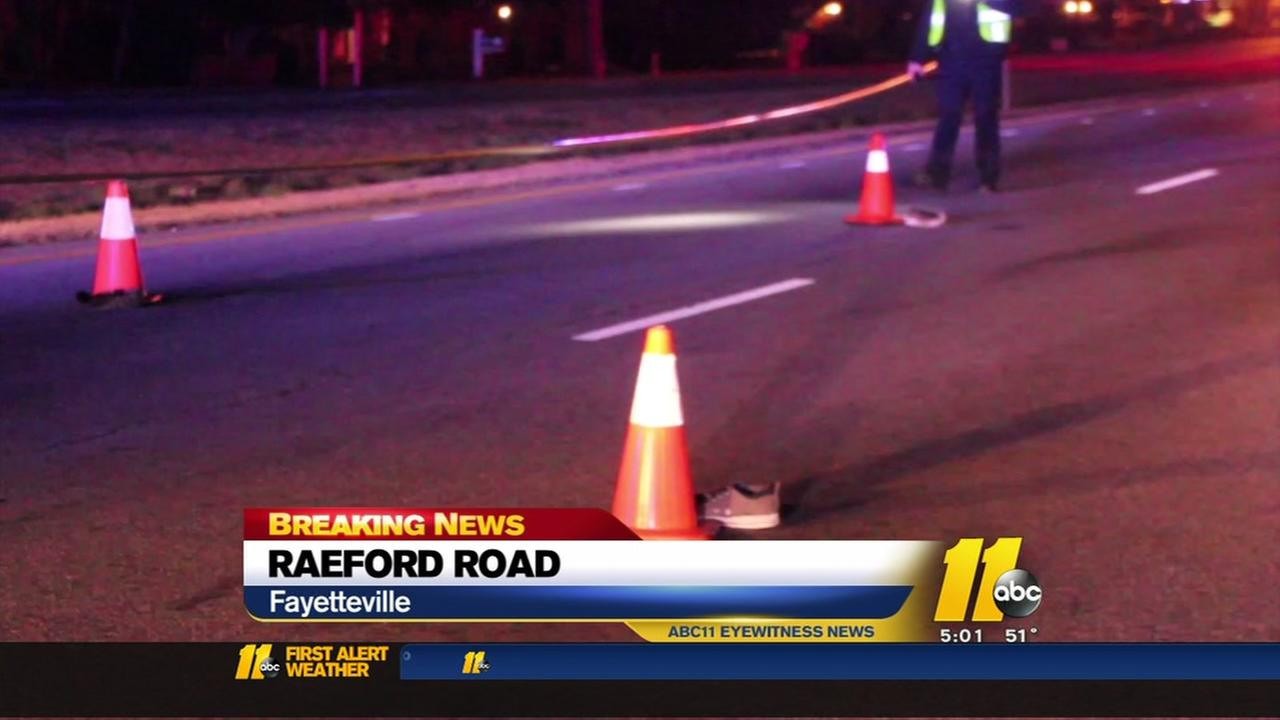 Person killed in Fayetteville hit-and-run