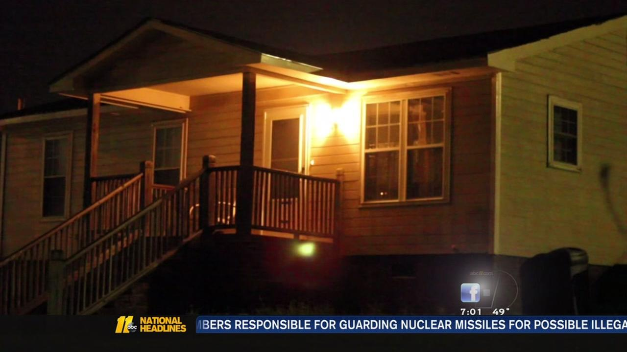 Police investigate possible murder
