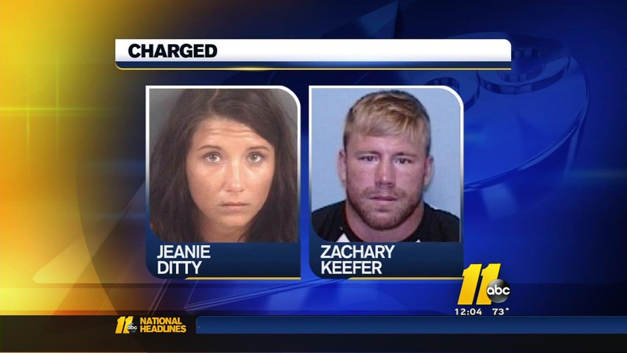 Cumberland County couple charged in death