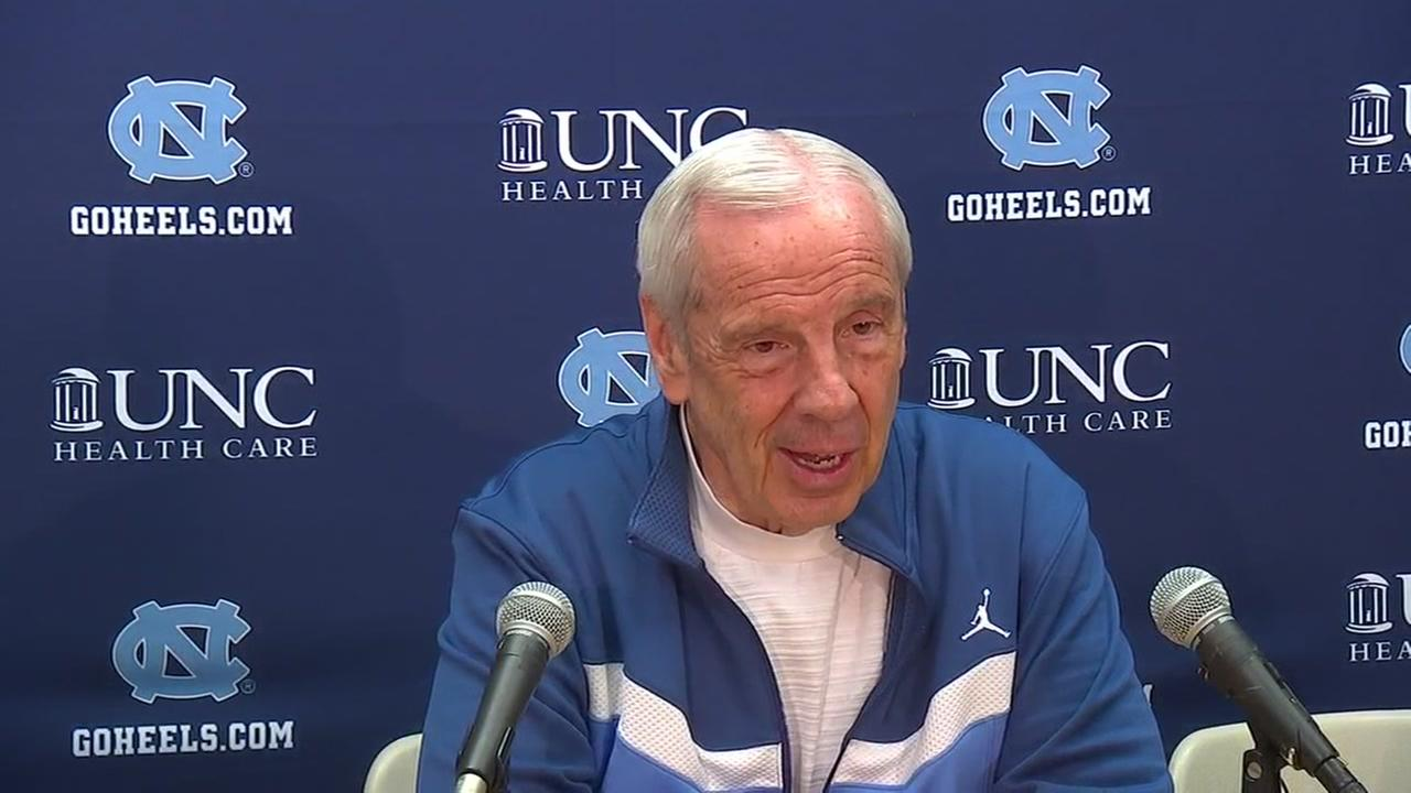 Roy Williams talks Final Four