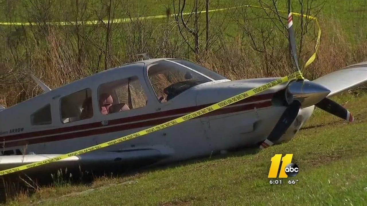 Pilot speaks out after emergency landing
