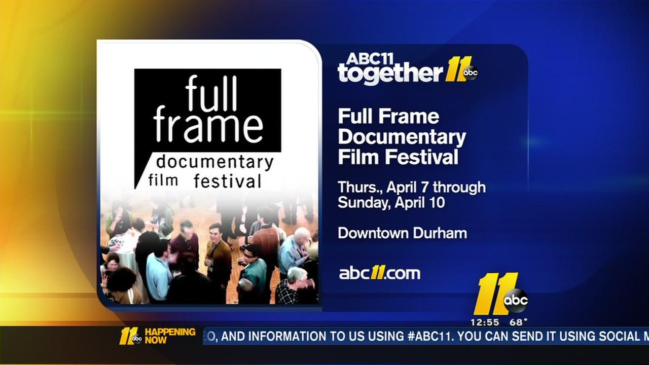 Documentary films take center stage in Durham