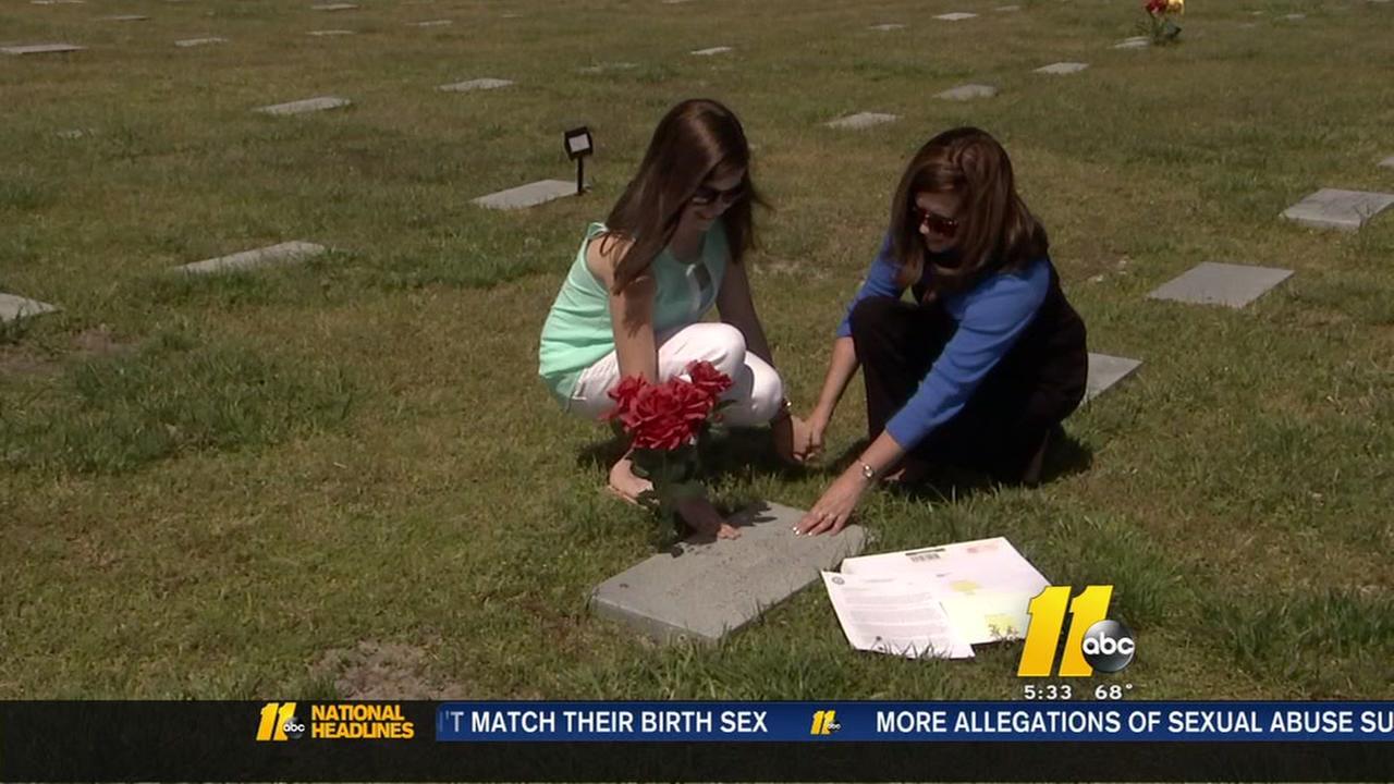 Osprey pilots families get justice