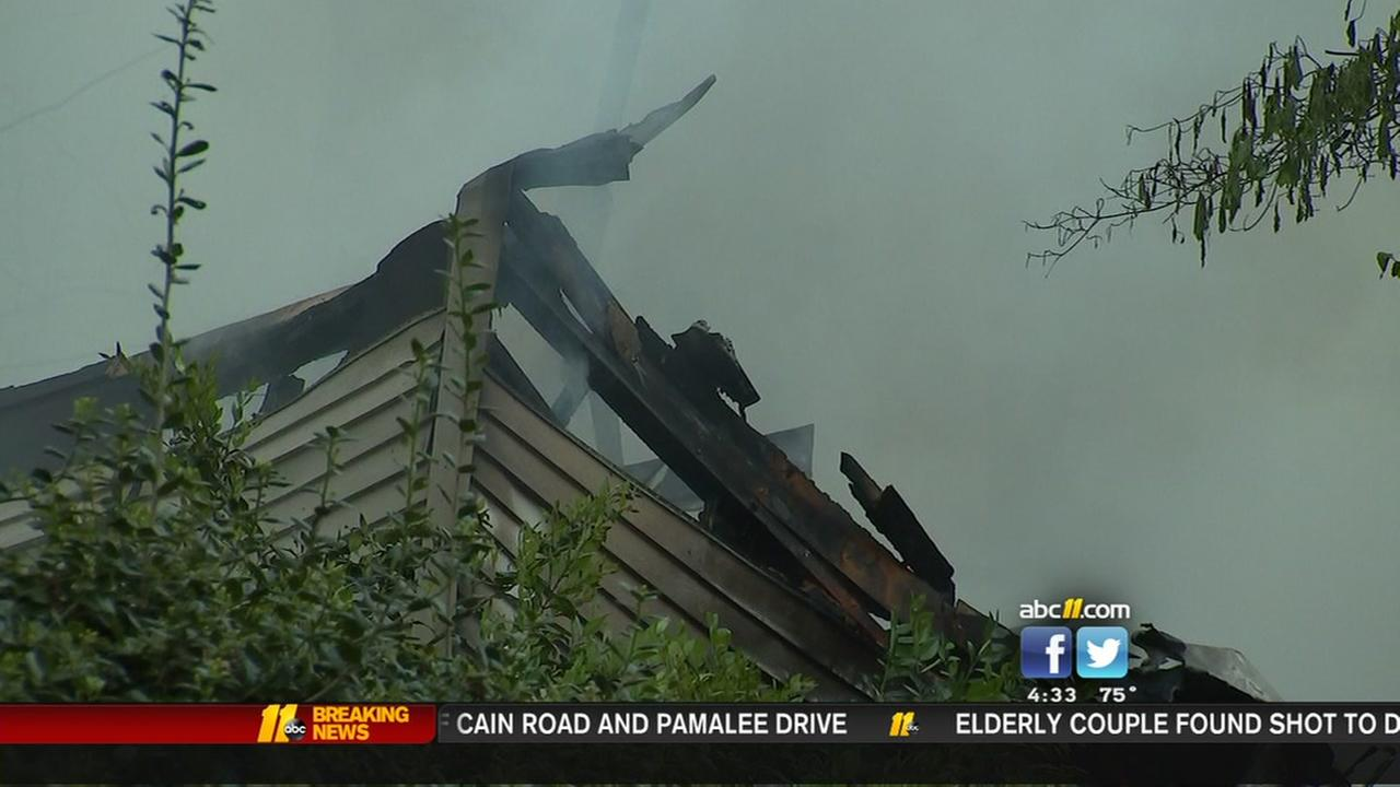 American Red Cross helps apartment fire victims