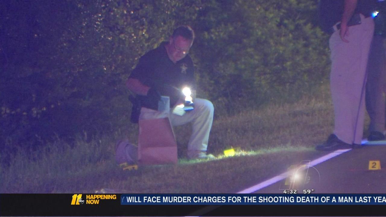 Two men shot in Harnett County
