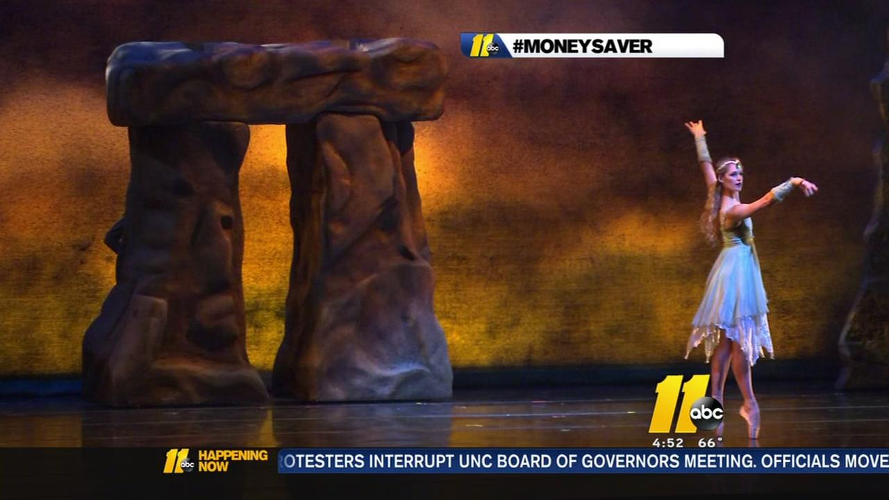 Carolina Ballet performs Macbeth