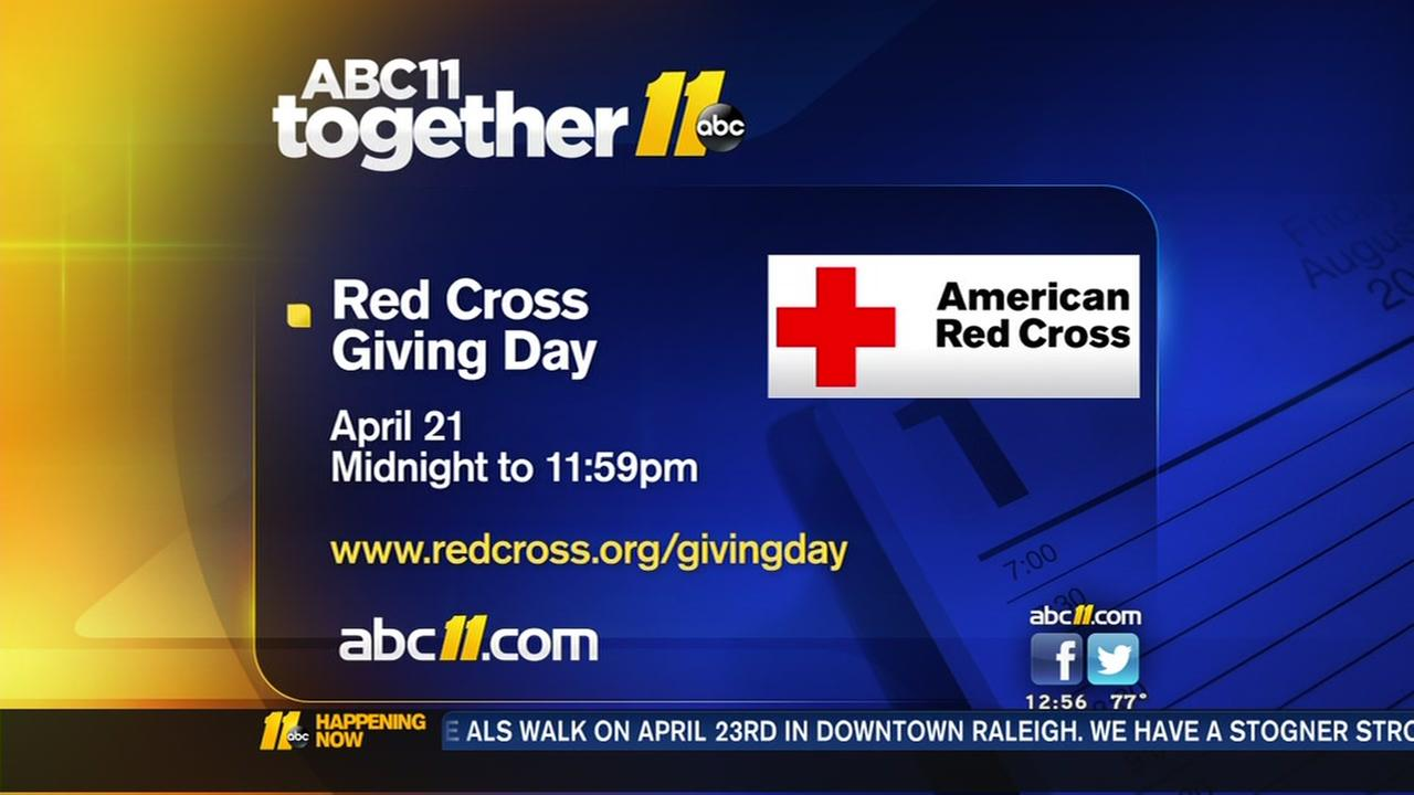 Help the Red Cross help NC families