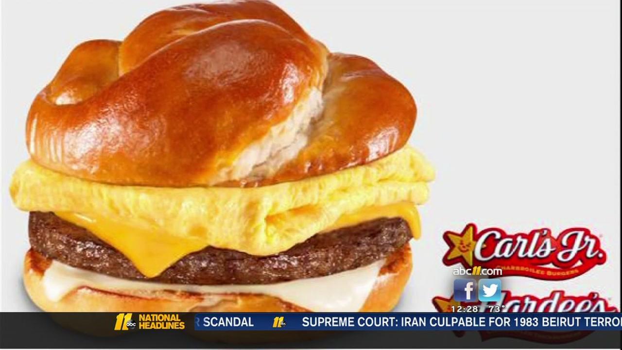 New twist on fast food breakfast