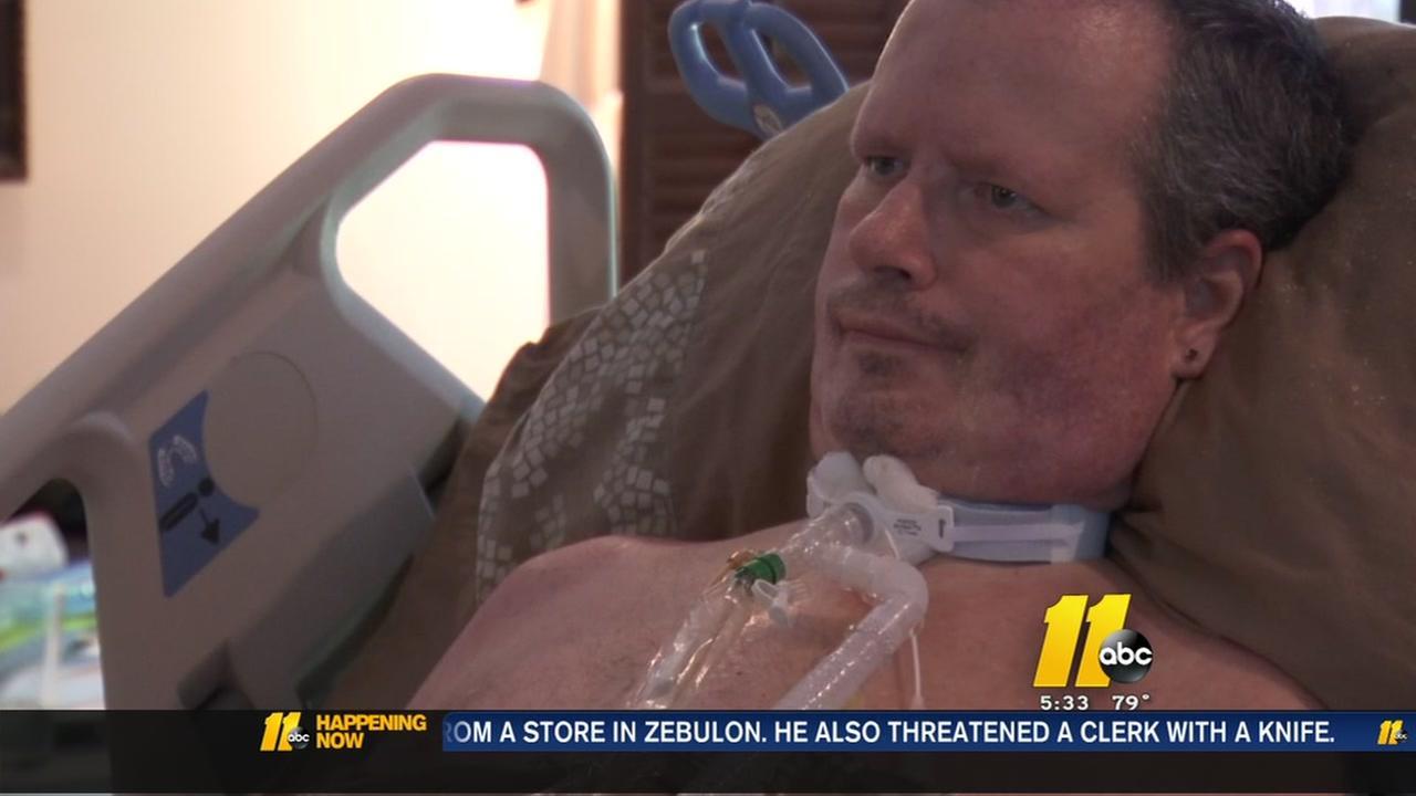 Veteran battles ALS and VA