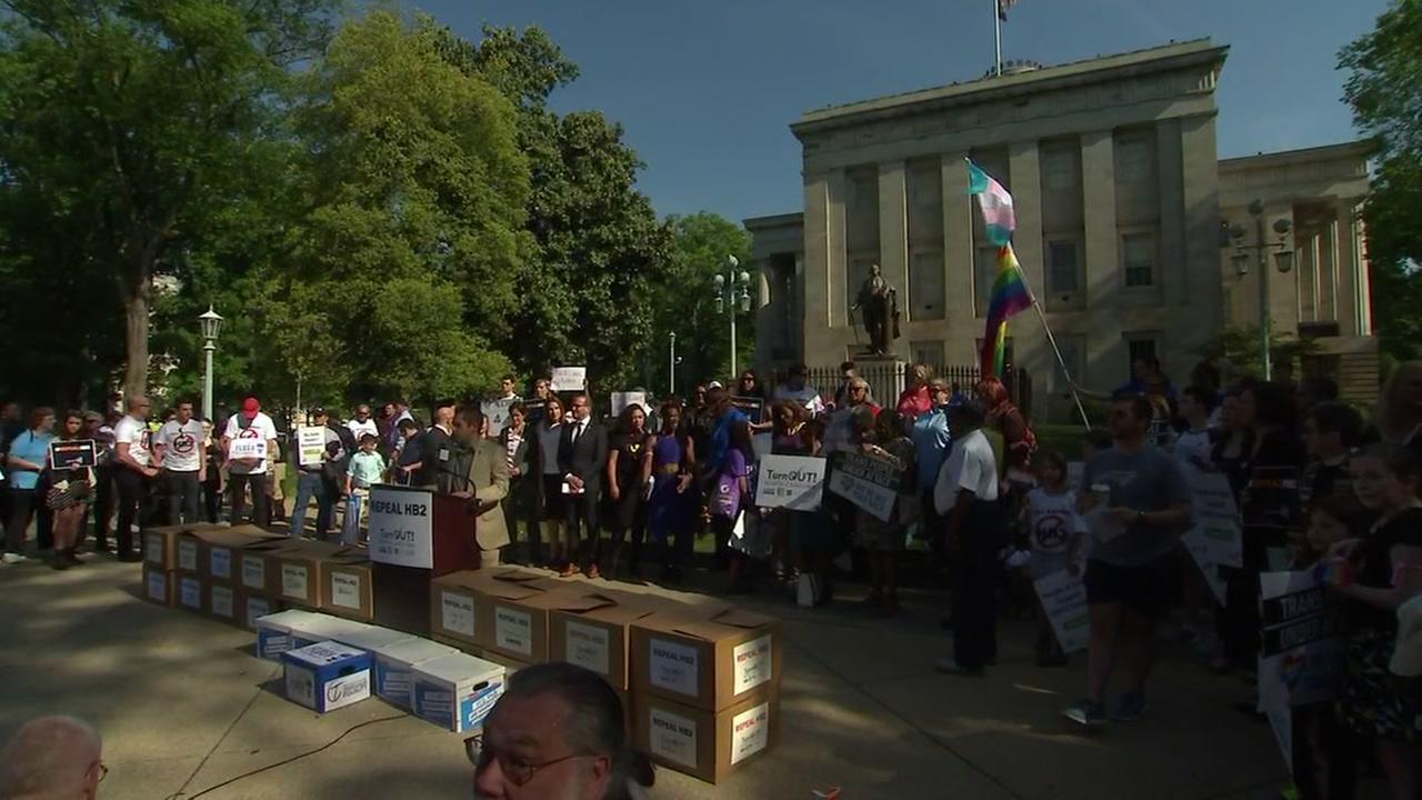 Anti-HB2 news conference