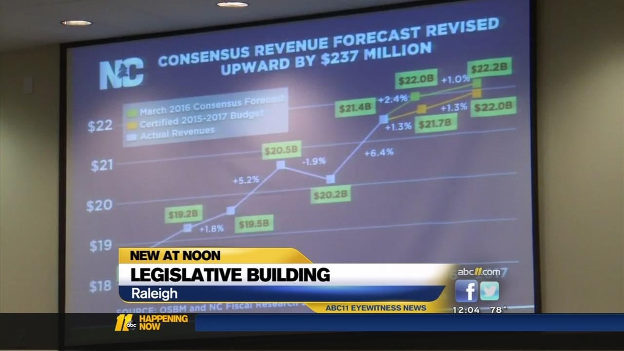 Lawmakers get rundown of Gov. McCrorys spending plan