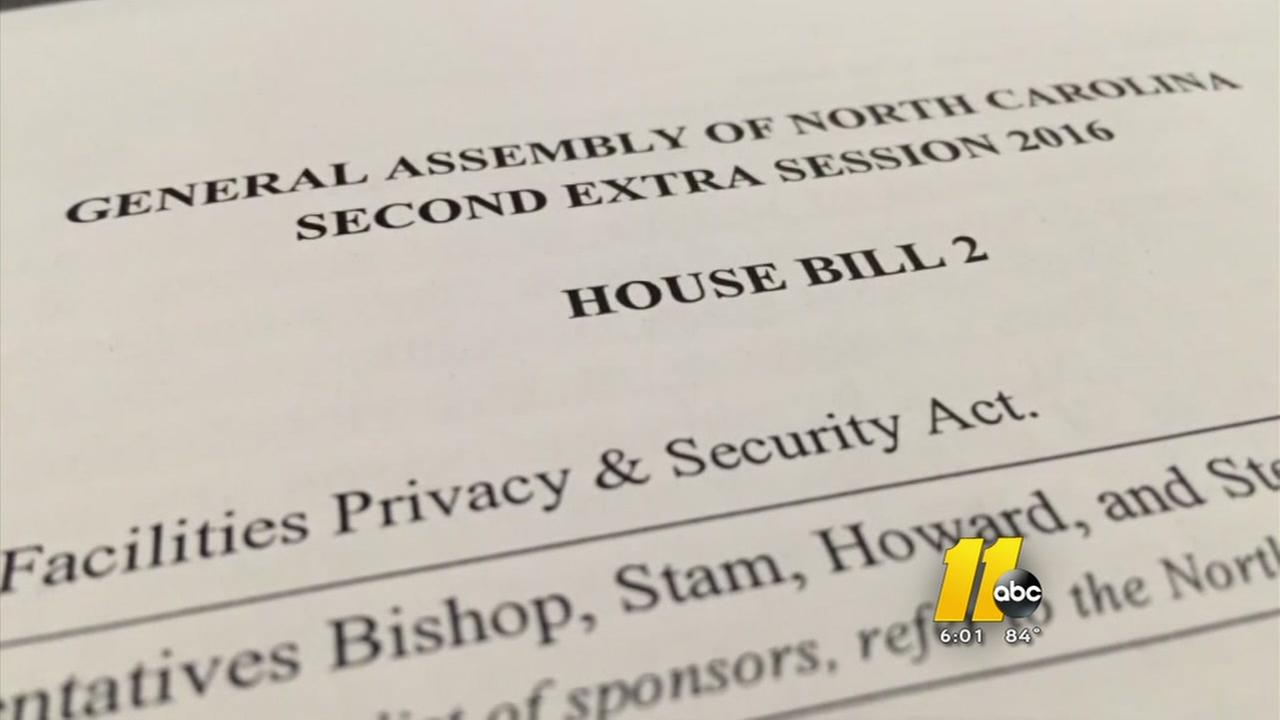 Voter could decide on repeal of HB2