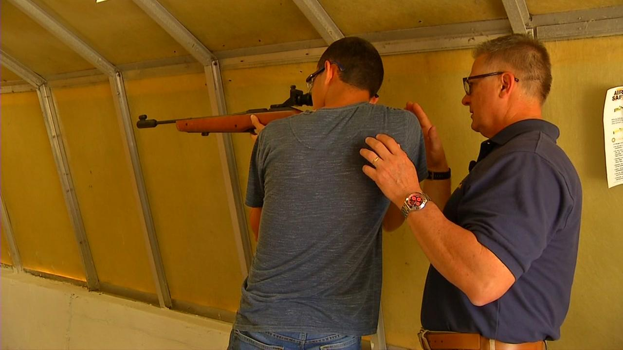 North Carolina high school builds shooting range on campus