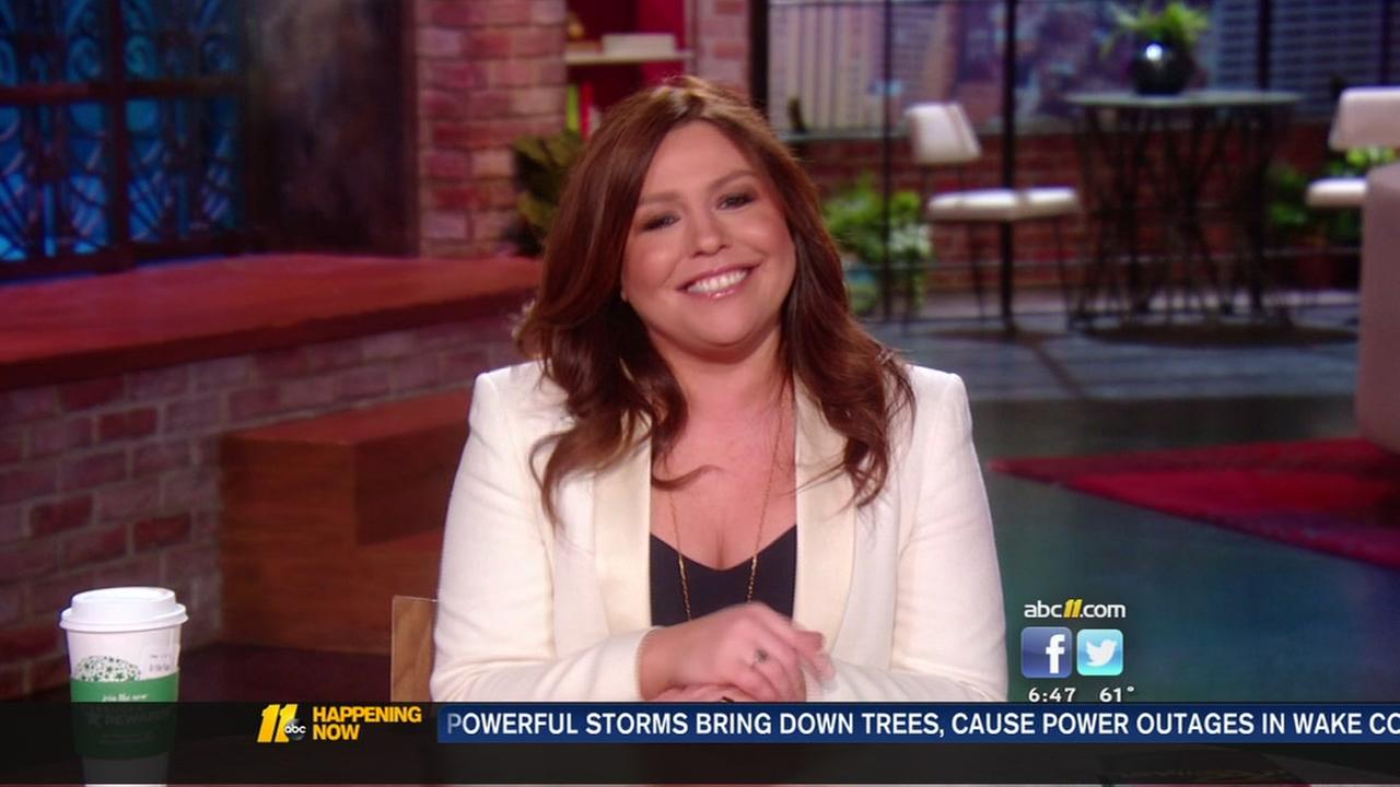 Rachel Ray addresses Rachel Roy mixup