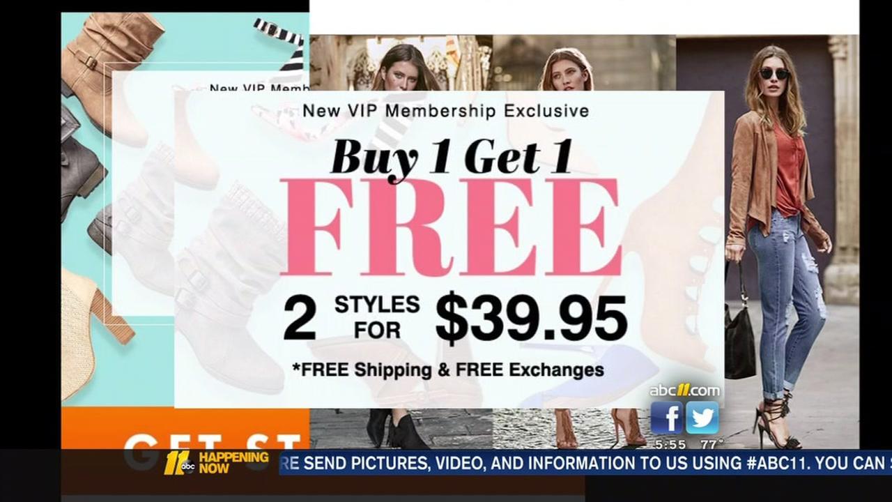 Woman says website kept billing her