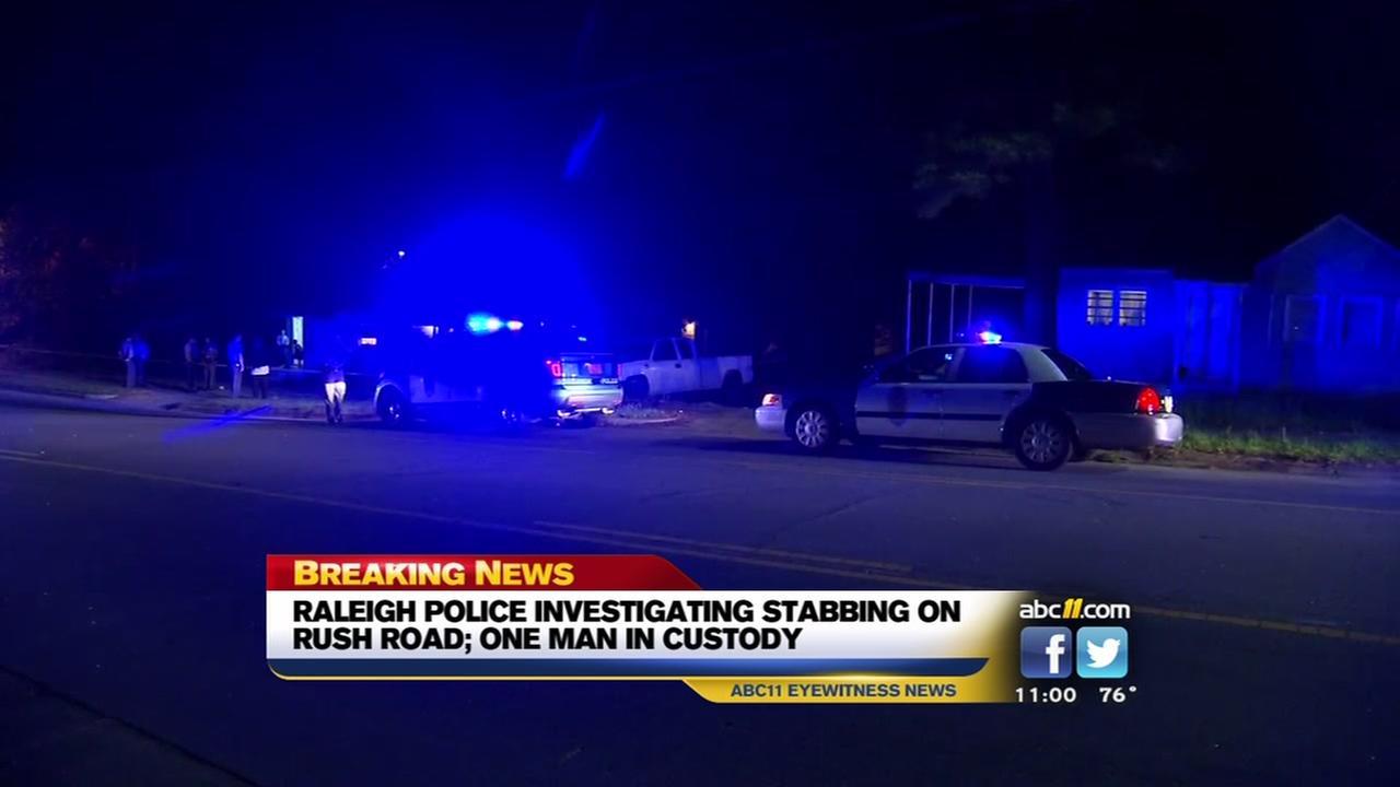 Raleigh stabbing