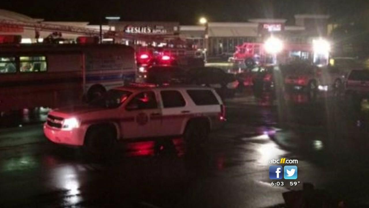 Firefighter killed in Charlotte