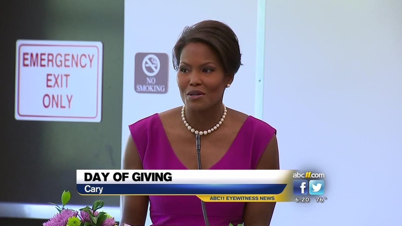 Day of Giving in Cary
