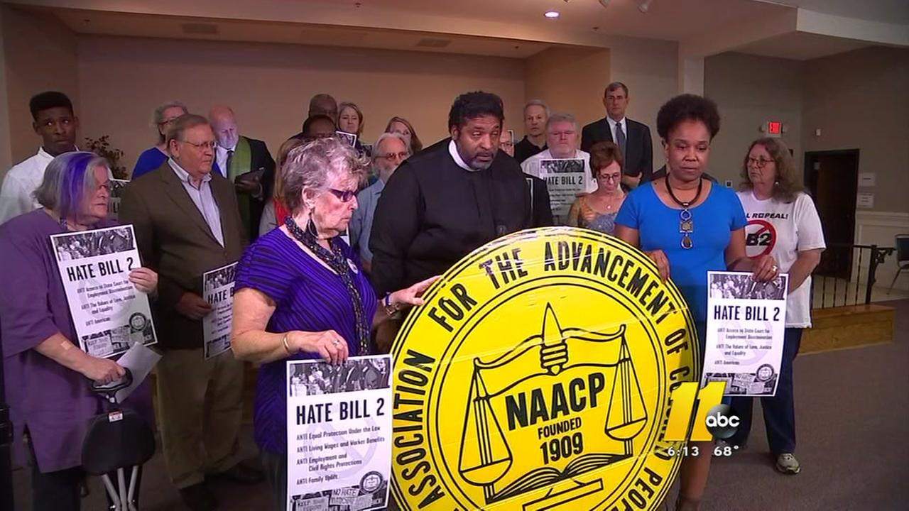 NAACP announcement