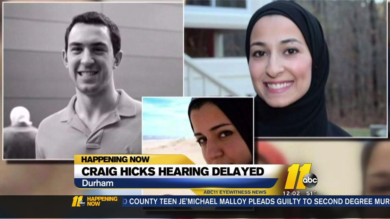 Hearing to discuss slayings of young Muslims postponed