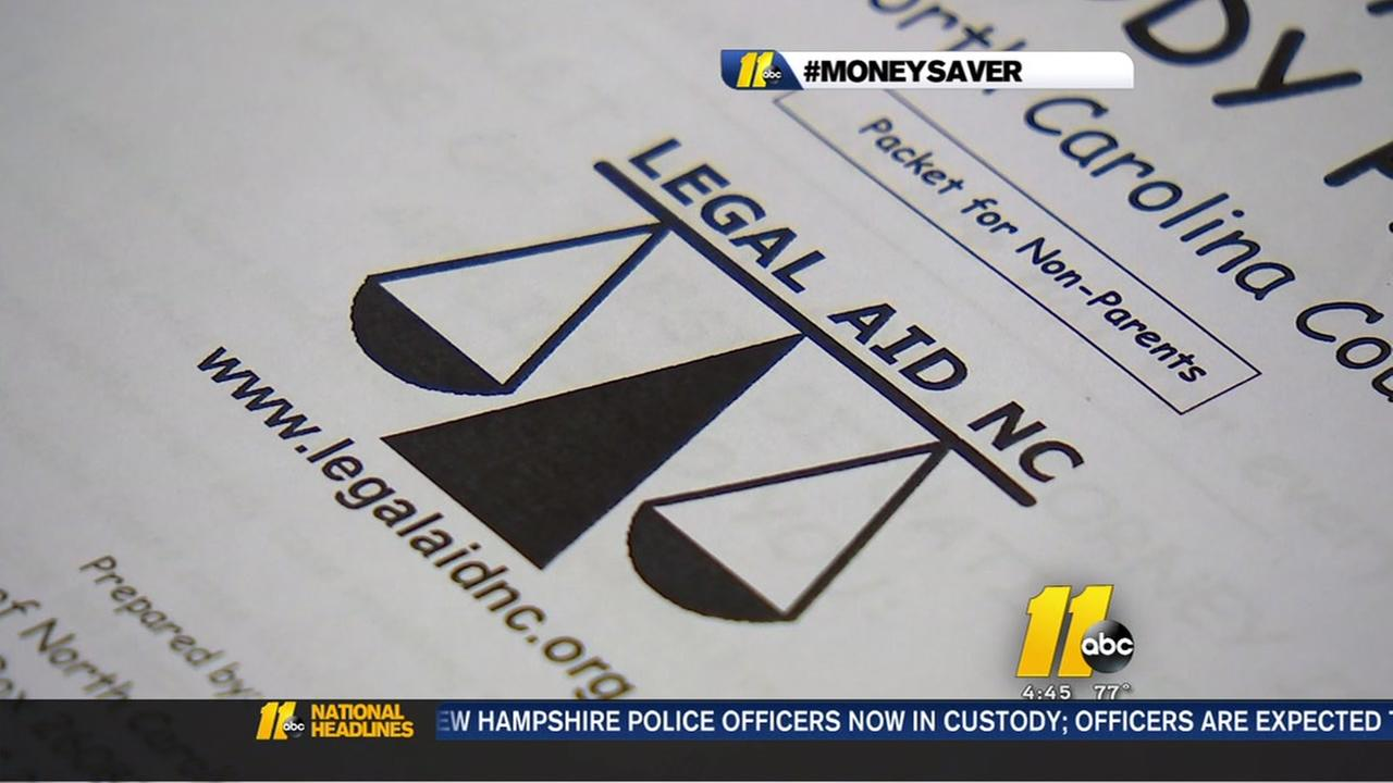 Free legal clinics in NC