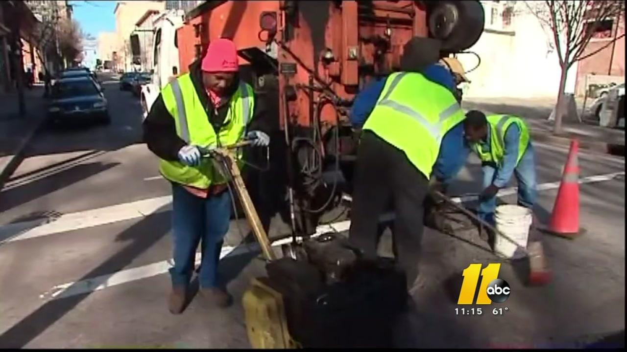 I-Team looks at Raleigh roads
