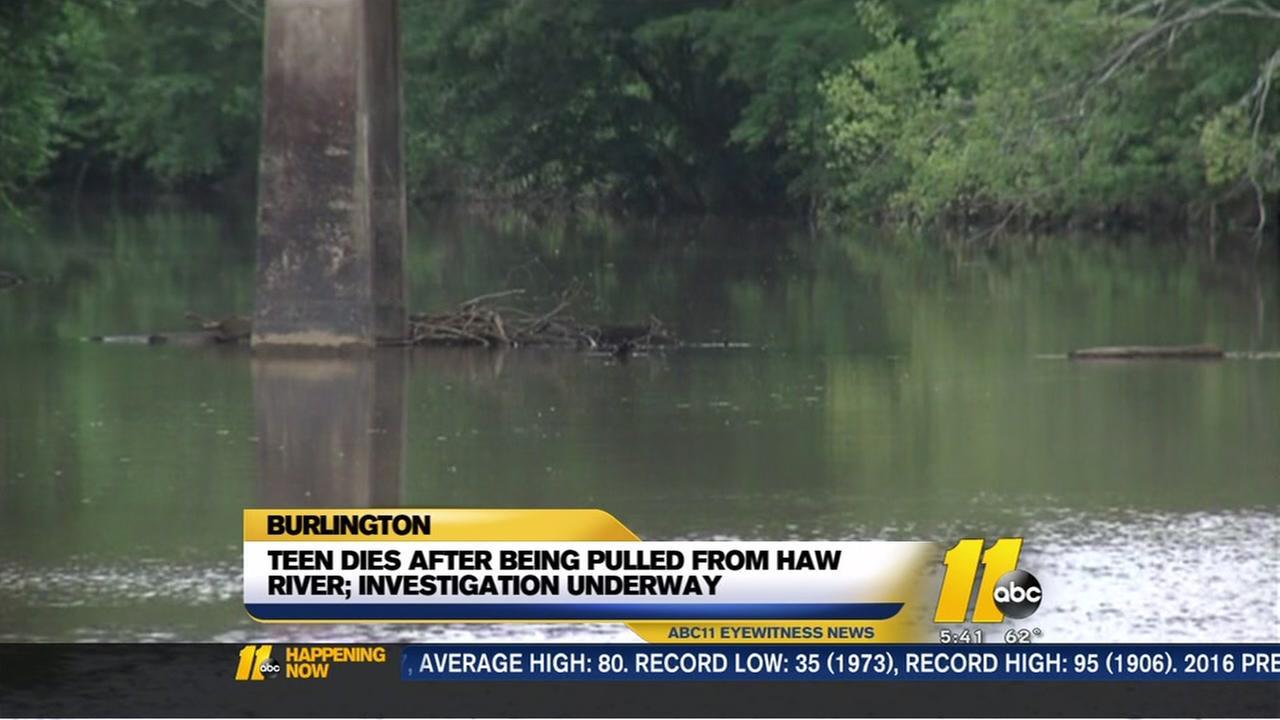 Haw River death