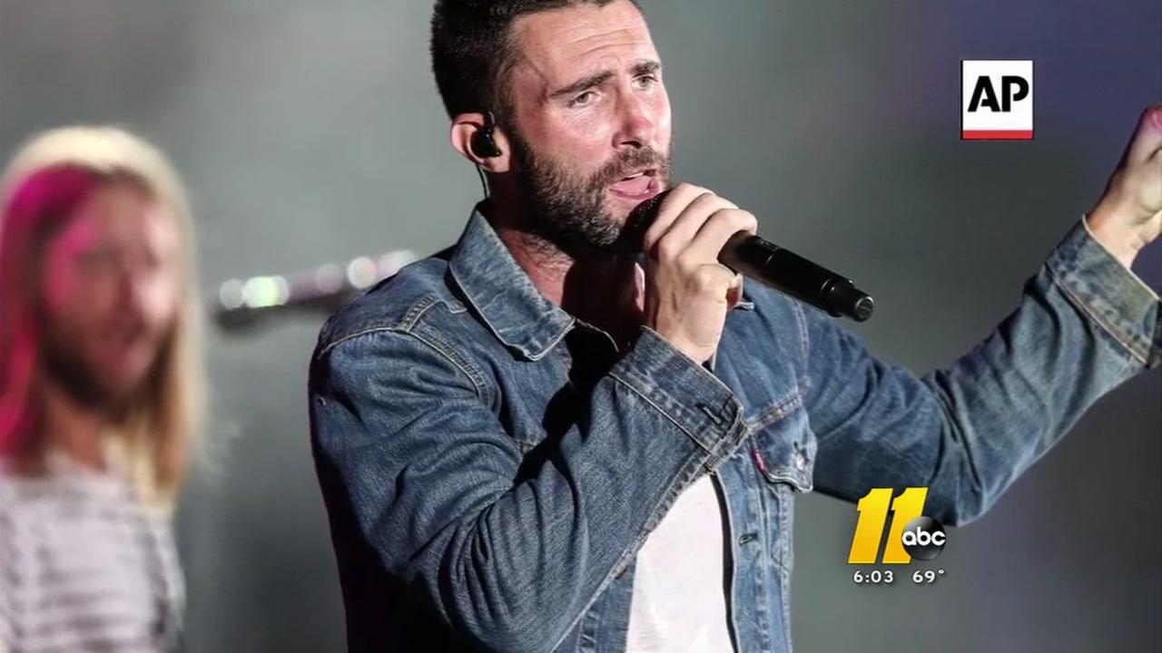 Maroon 5 cancels